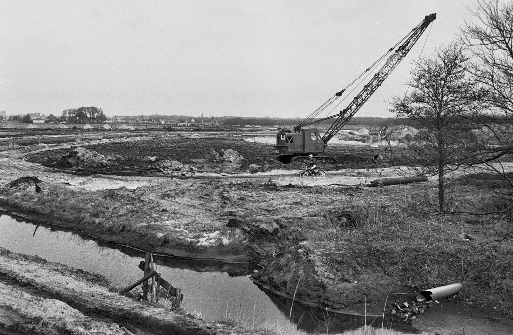 1979 Aanleg recreatiepark Noorderneg in Heiloo