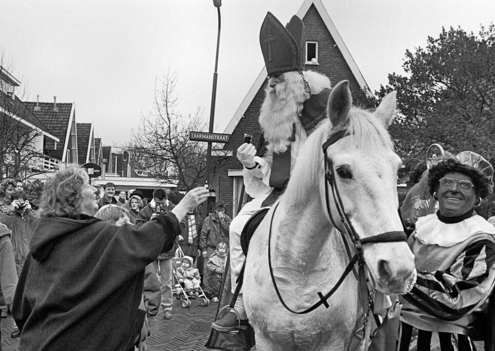 1994 Sinterklaas in Heiloo