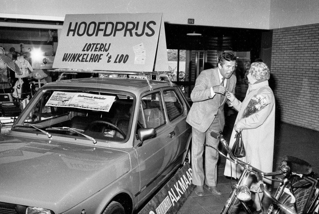 1980 auto 't Loo