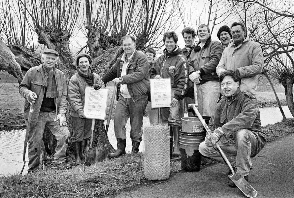 1992 Paddenwerkgroep