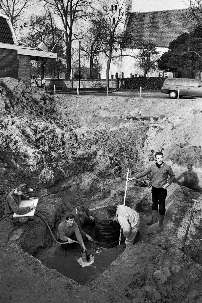 1988 opgraving Raadhuisweg 1 pro