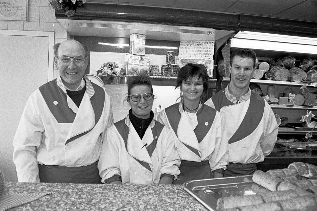 1994 slagerij kramer 4 pro