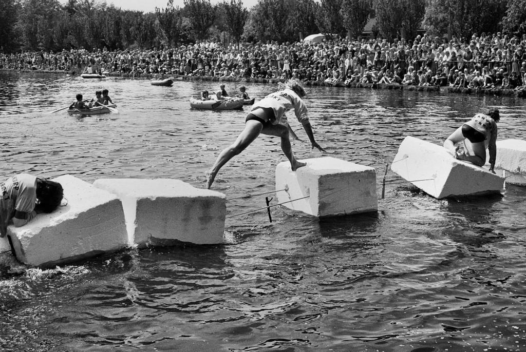 Dorpsfeest Heiloo 1979